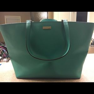 **Authentic Like New Kate Spade Work Tote**